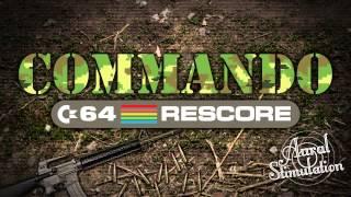 Commando C64 Theme Rescore
