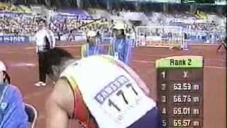 2002年釜山亞運男子鏈球決賽