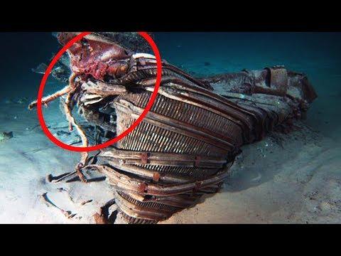 10 Unglaubliche Unterwasser Entdeckungen!!