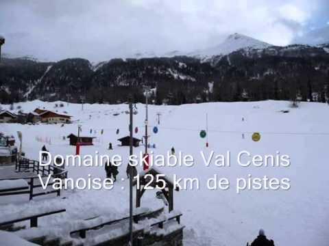 Vid o lanslevillard vacances station de ski de lanslevi for Piscine lanslevillard
