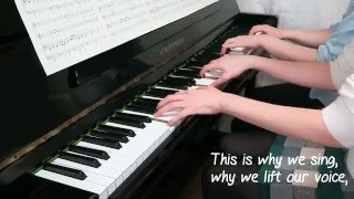 Greg gilpin - Why We Sing Piano Duet