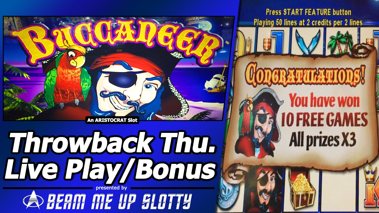 Buccaneers Bay Slot Machine - Play it Now for Free