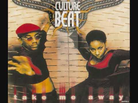Culture Beat – Take Me Away (Maxi-Single)