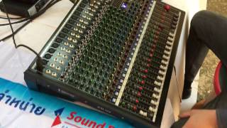 sound best ว ธ ใช งานม กเซอร qm series และว ธ การปร บล กเล นต างๆ