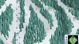 Ski Resort Tycoon: Deep Powder - Casual Gameplay