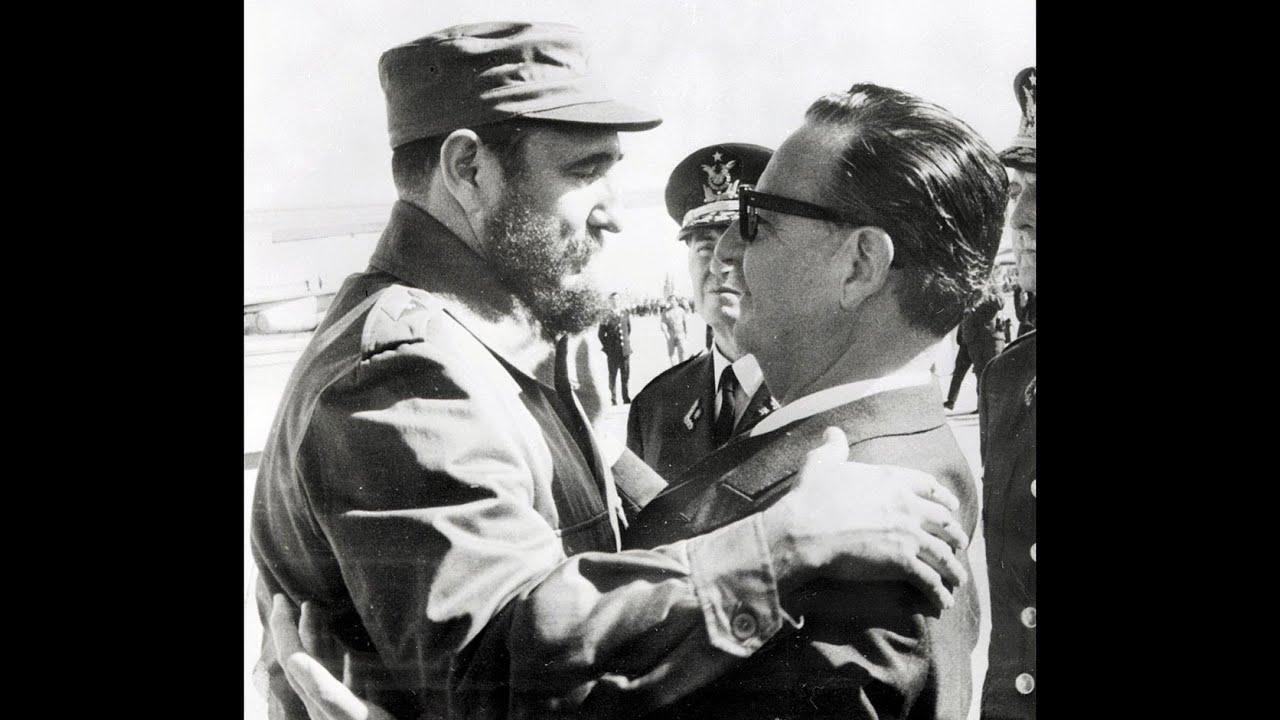 Allende Desde La Historia Interpela Al Presente Video