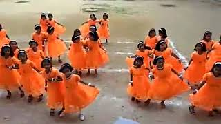 Children's Day ,dance by students of Le mer Public School,Thriprayar,Thrissur