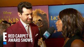 Billy Eichner Praises the Pumbaa to His Timon, Seth Rogen | E! Red Carpet & Award Shows