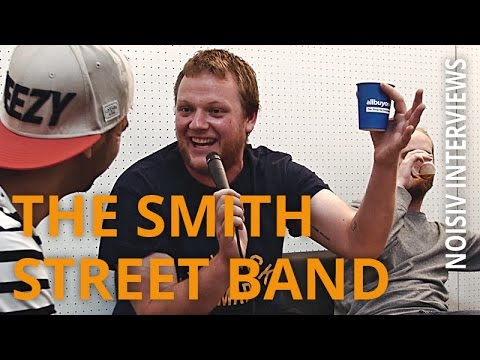 Wil Wagner & Lee Hartney (The Smith Street Band) im Interview! // NOISIV INTERVIEWS