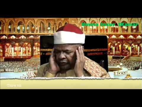 Surat Al Hajj kifu 26 33 & Al 3Alaq & Al 3Asr  (Cheikh   Maulana Charif)