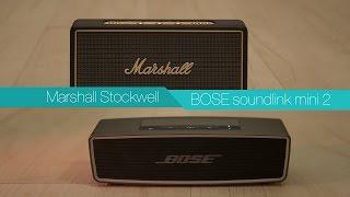 Marshall Stockwell vs BOSE sou…