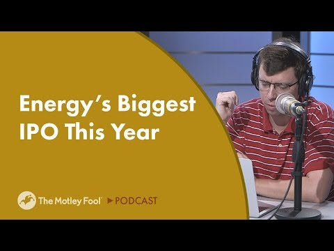Energy's Biggest IPO This Year