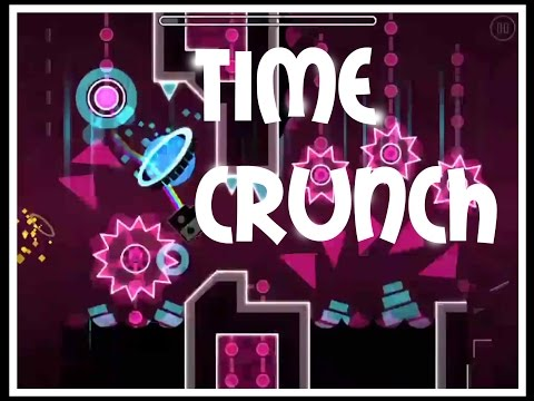 {Geometry Dash} Time Crunch