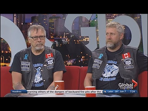 Guardians of the Children Edmonton - Global TV News June 7, 2017