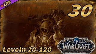 🔴wow Battle For Azeroth Zandalari Troll 20-120 »deutsch«