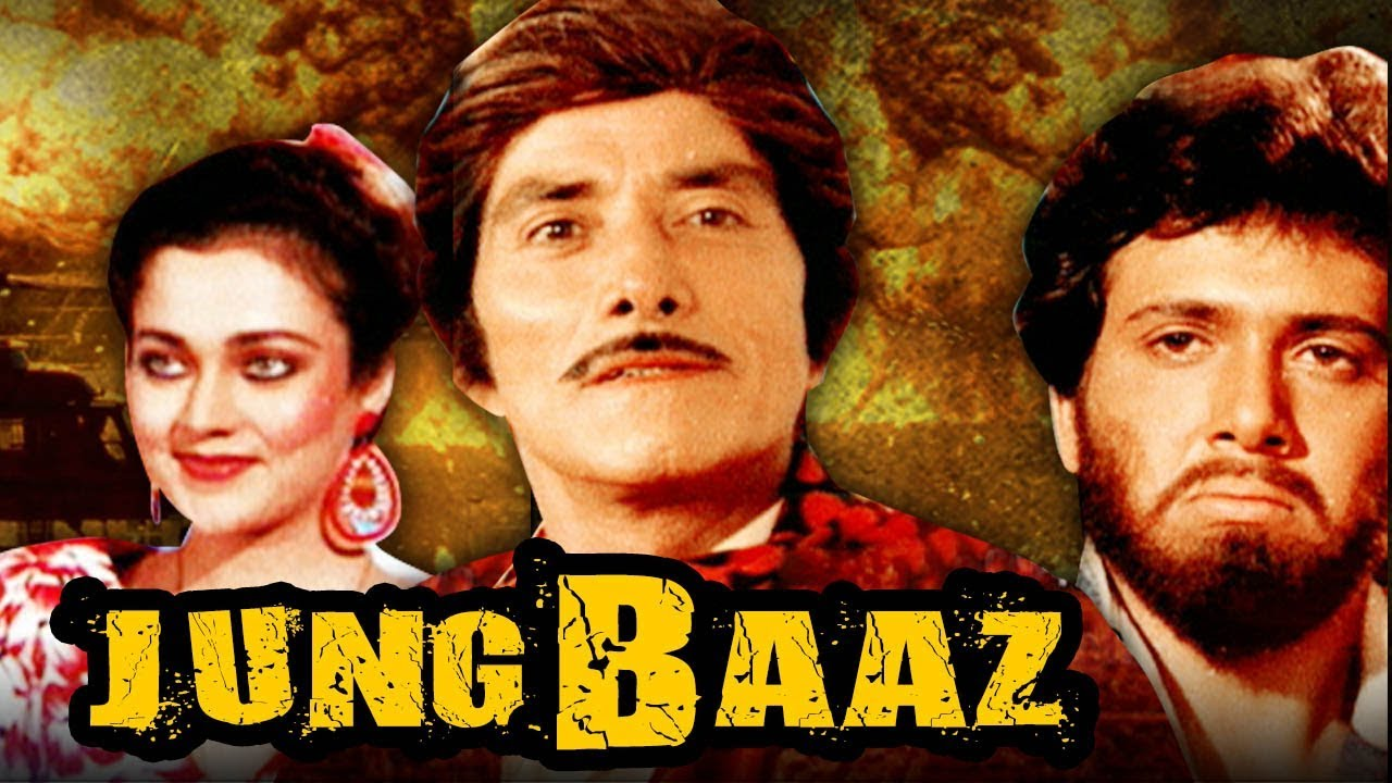 Jung Baaz (1989) Full Hindi Movie | Govinda, Madakini, Danny Denzongpa, Raaj  Kumar, Prem Chopra - YouTube