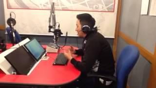 dj 1kynes message to arirang radio viewers