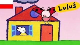 Luluś - Narysuj mi domek S01E01 HD // Kreskówki dla dzieci