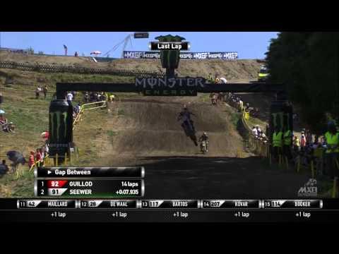 EMX250 FULL RACE - Round of Czech Republic 2013 - Motocross