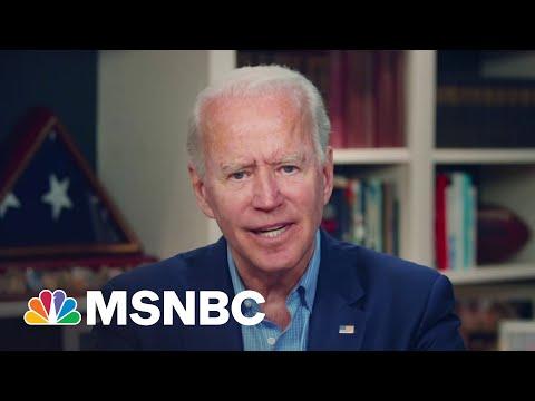 'Lives Over Profits': Biden Backs Covid Vaccine Patent Waiver   Rachel Maddow   MSNBC