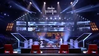 "Alexandre Guerra Vs Bernardo Nunes - ""mirrors"" Justin Timberlake - Batalha - The Voice Portugal - S2"