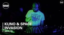 Kuno & Space Invasion Boiler Room Berlin DJ Set
