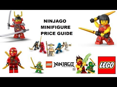 Eternia collectables Toys and reviews : LEGO NINJAGO minifigures ...