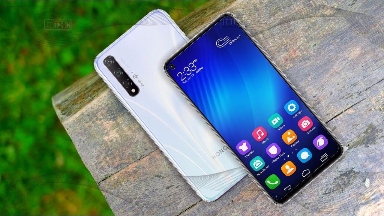Huawei Honor 20s watch this before buying