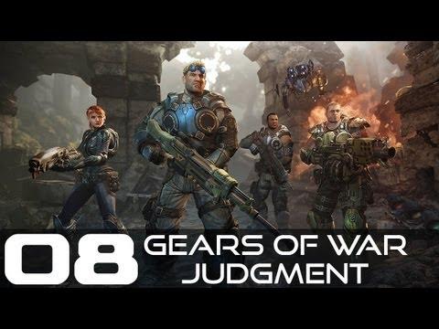 Gears Of War Judgment en Español 08 - Testimonio final