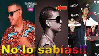 Datos curiosos de Daddy Yankee de los que nadie habla