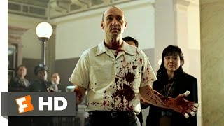 Se7en (3/5) Movie CLIP - John Doe Surrenders (1995) HD