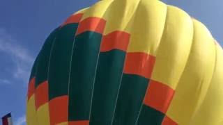 Thinkery Camps: Hot Air Balloon Demo