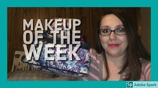 MAKEUP OF THE WEEK| EVERYDAY MAKEUP BAG