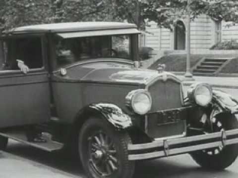 Wheels of Progress (Ca 1927)