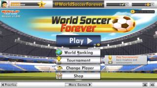 Miniclip World Soccer Forever Best Gols of the History