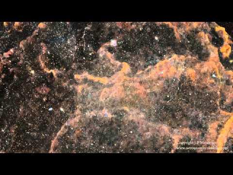 New detailed image of Spaghetti Nebula released - IBTimes India