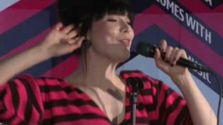 Jenni Vartiainen - En haluu kuolla tänä yönä (Nokia Comes With Music Live 5.5.2010)