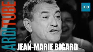 Beauf test de Jean Marie Bigard - Archive INA