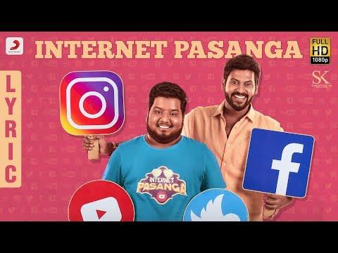 Nenjamundu Nermaiyundu Odu Raja - Internet Pasanga Lyric   Rio Raj   Shabir