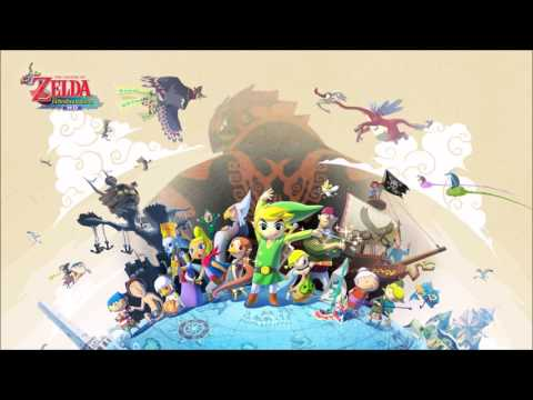 The Legend of Zelda: Wind Waker HD - Music Mix
