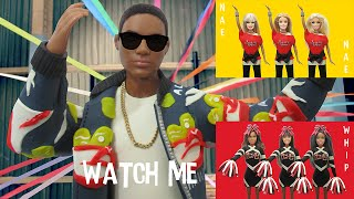 Play Doh Silentó - Watch Me (Whip/Nae Nae) Inspired Costumes thumbnail