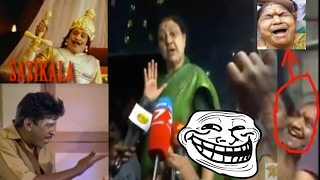 Chinnamma & Valarmathi Funny Troll   சின்னம்மா & வளர்மதி மரண கலாய்   Vadivel Version   Video Memes  