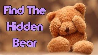 Can You Find The Hidden Bear? 90% Will Fail