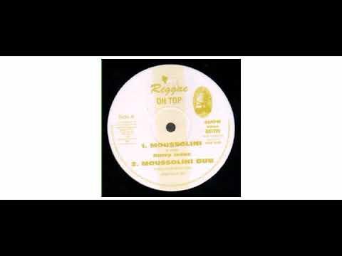 "Barry Issac - Moussolini - 12"" - Reggae On Top"