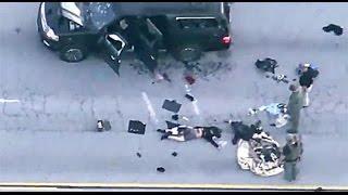 imagenes de muertos en balacera en san bernardino california