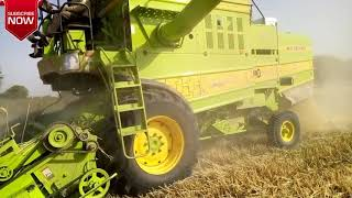 अब भारत के बुंदेलखंड में भी किसानों की  बहुत मददगार है मशीनरी देखिए अपनी आँखों से