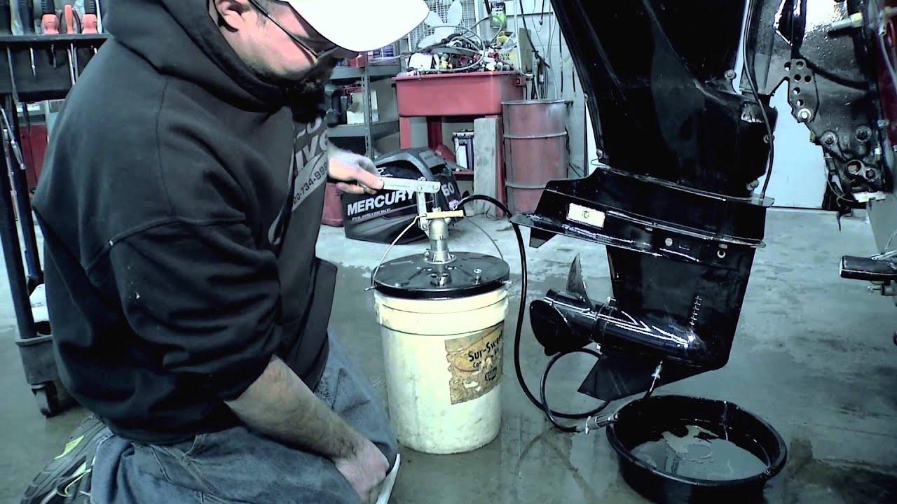 Yamaha Outboard Winterizing Kit