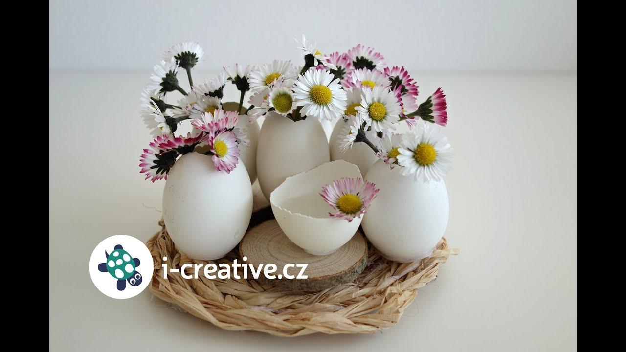516c6bf92 Veľkonočná dekorácia z vaječných škrupiniek - VIDEO Ako sa to robí.sk