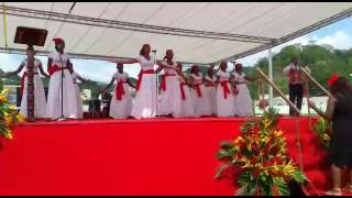 Imela by Nathaniel Bassey feat. Enitan Adaba (performed by the Loubiere Youth Catholic Choir)