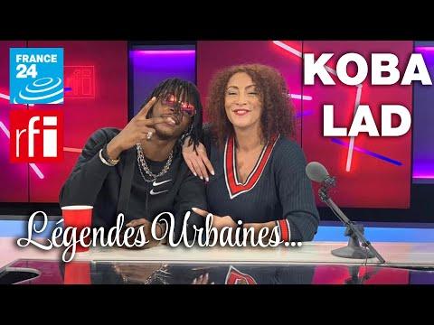 Youtube: Koba LaD, Itinéraire d'un enfant de la street.
